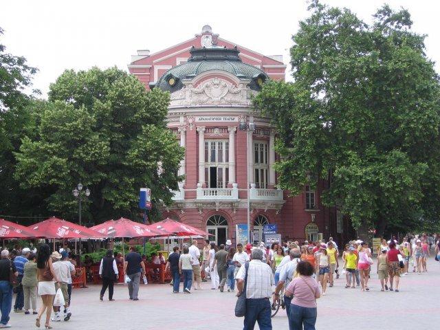 Драматический театр, Варна, Болгария