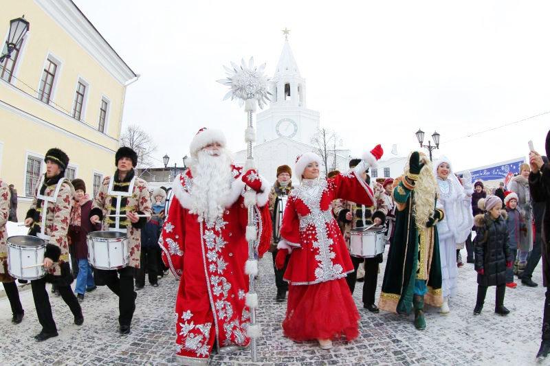 Подарок дедушке на Новый год в Казани
