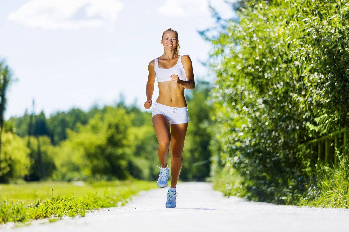 ходьба с гантелями для похудения