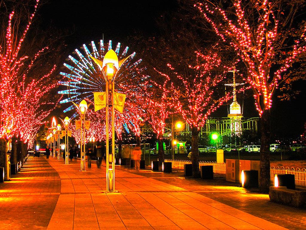 них фото новый год токио началось
