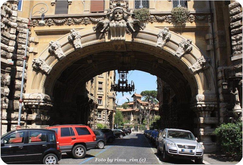 Рим, квартал Коппеде