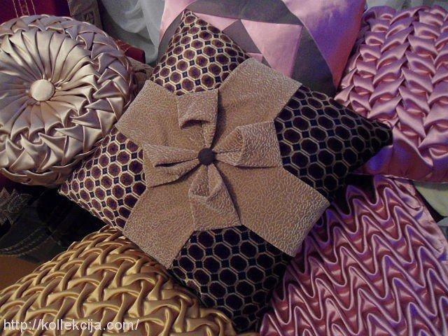 Декоративные подушки буфы своими руками фото 566