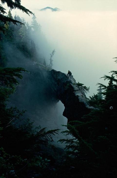 Заоблачный мост, гора Рейнир (США)
