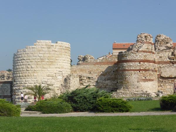 Старый город Несебр (Болгария)