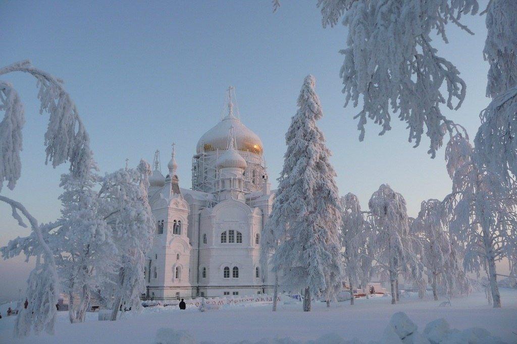 главной нашей снежная зима в россии фото могли вспомнить