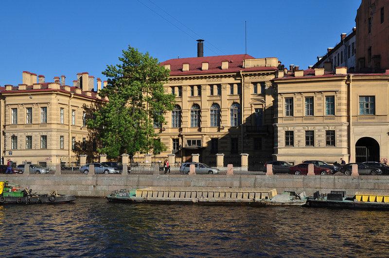 Доходный дом графа Толстого