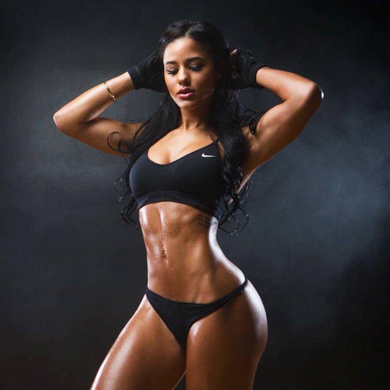 спорт и девушки фото