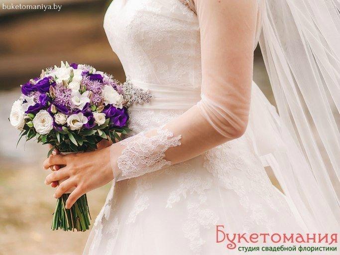 Букет невесты из экзотичных цветов, 101 розы в челябинске недорого
