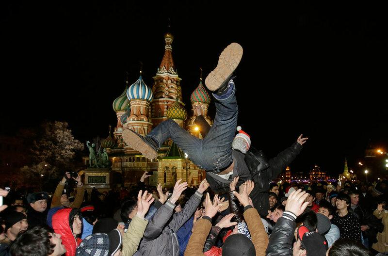 Москва, Россия.