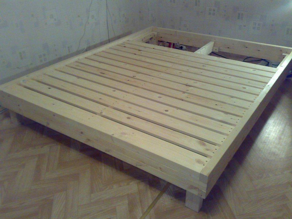 Кровати из массива сосны своими руками фото 695
