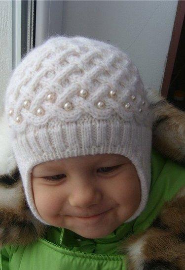 47 карточек в коллекции детская шапка спицами пользователя Missis