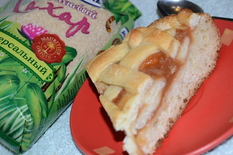 Пирог повидлом пошаговый рецепт с фото