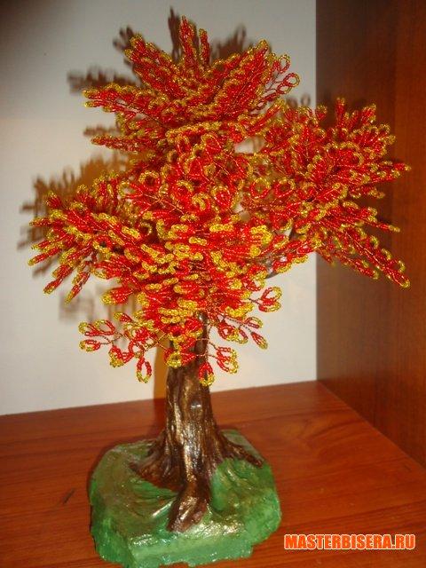 Осеннее дерево 76