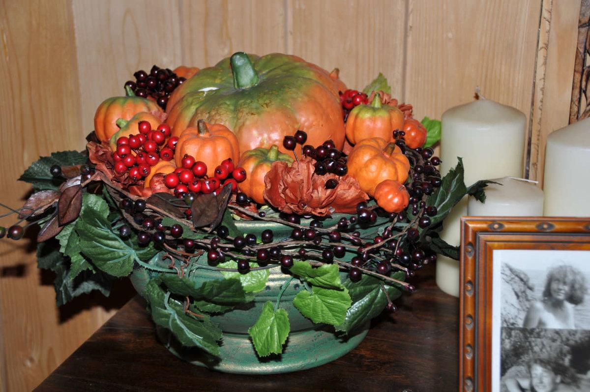 Осенние цветочные композиции своими руками фото фото 348