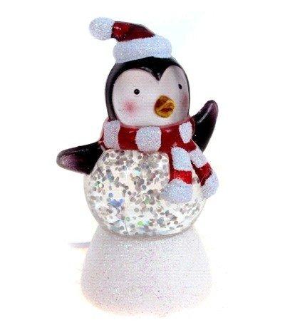 """Новогодний сувенир """"Веселый Пингвин"""" ORIENT NY6009, питание от USB"""