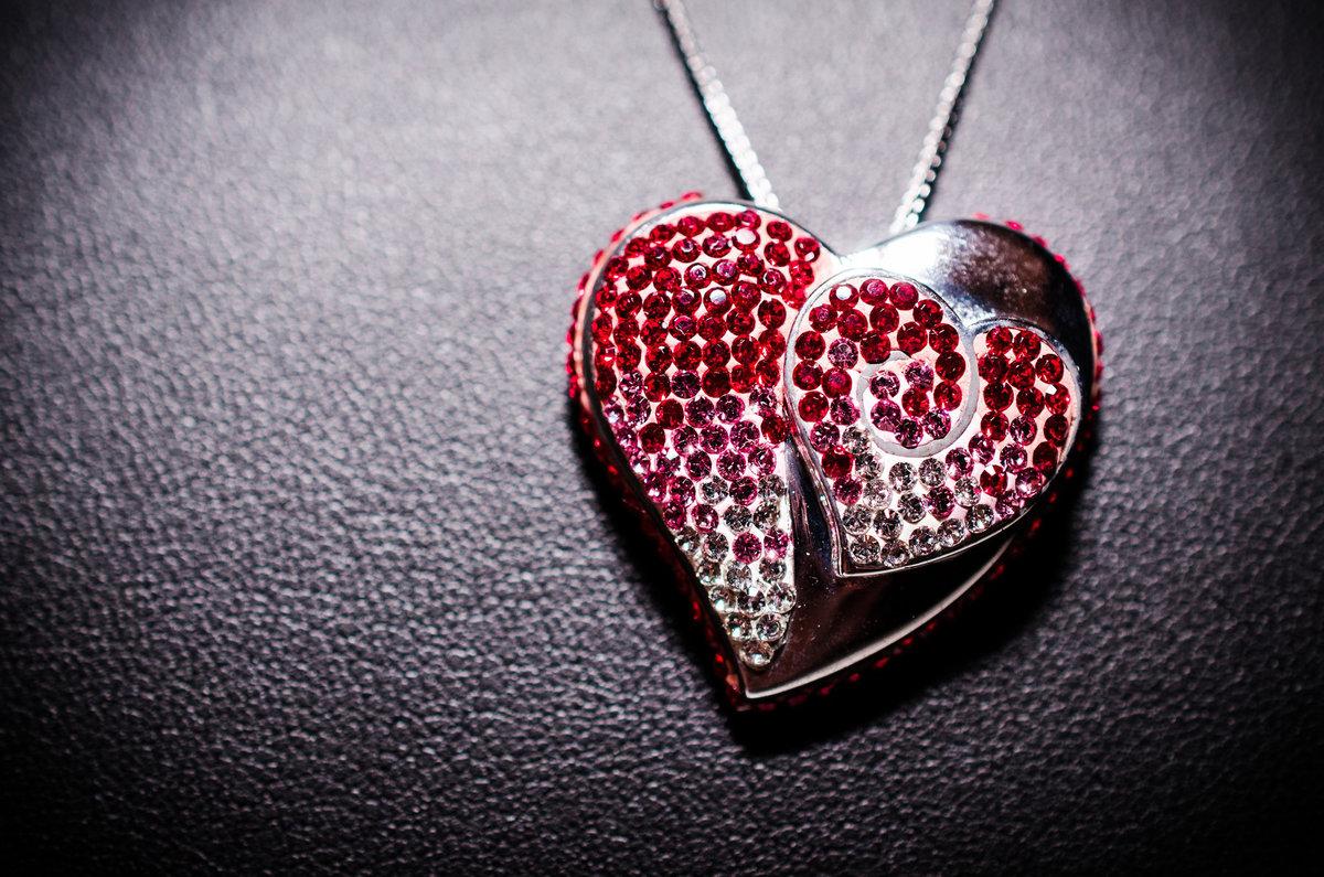 Красивые картинки в виде сердечек