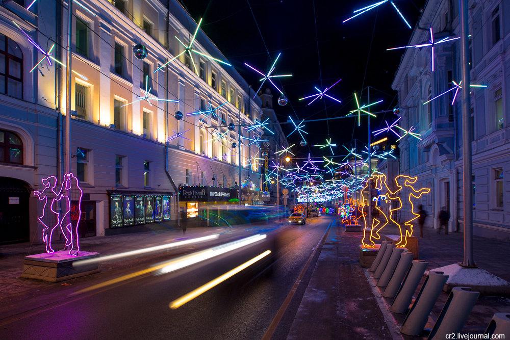 картинки и фото праздничные улицы большому