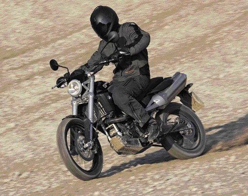 Мотоцикл BMW G650 XMoto