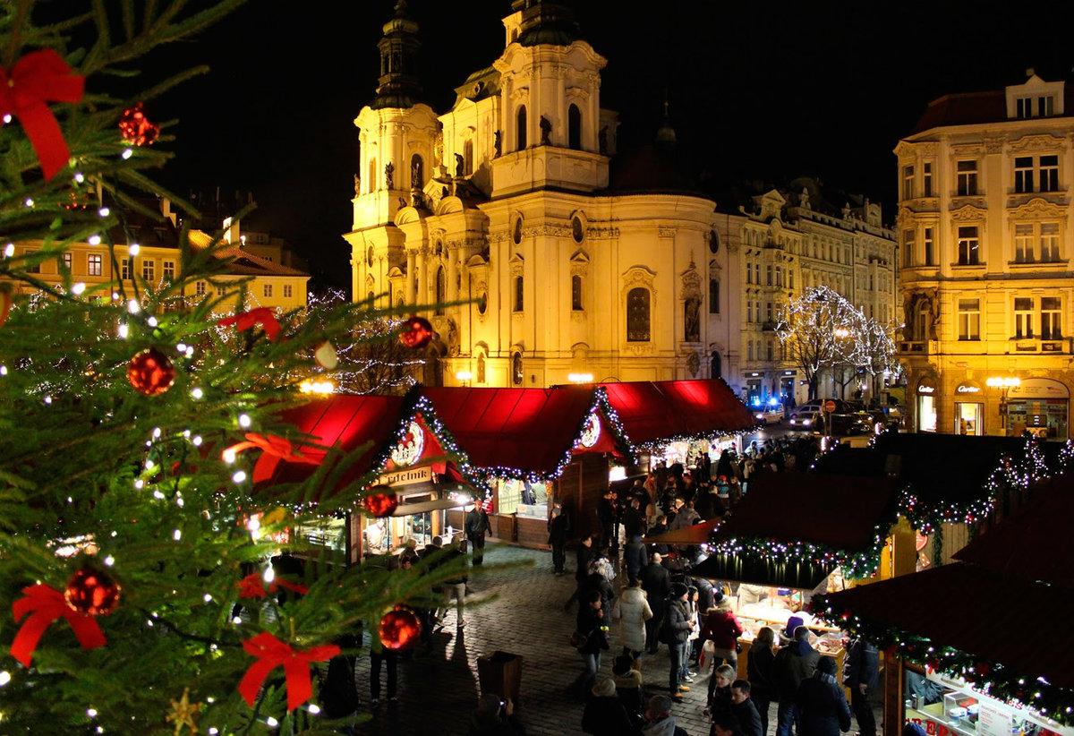 Сияние Рождества (3 рождественских праздника) Австрия + Германия + Чехия