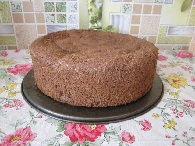Рецепты простых бисквитных тортов с фото