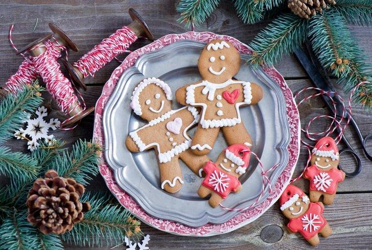 Имбирные пряники – это вкусное и ароматное лакомство, которое уже на протяжении нескольких веков является символом Рождества.