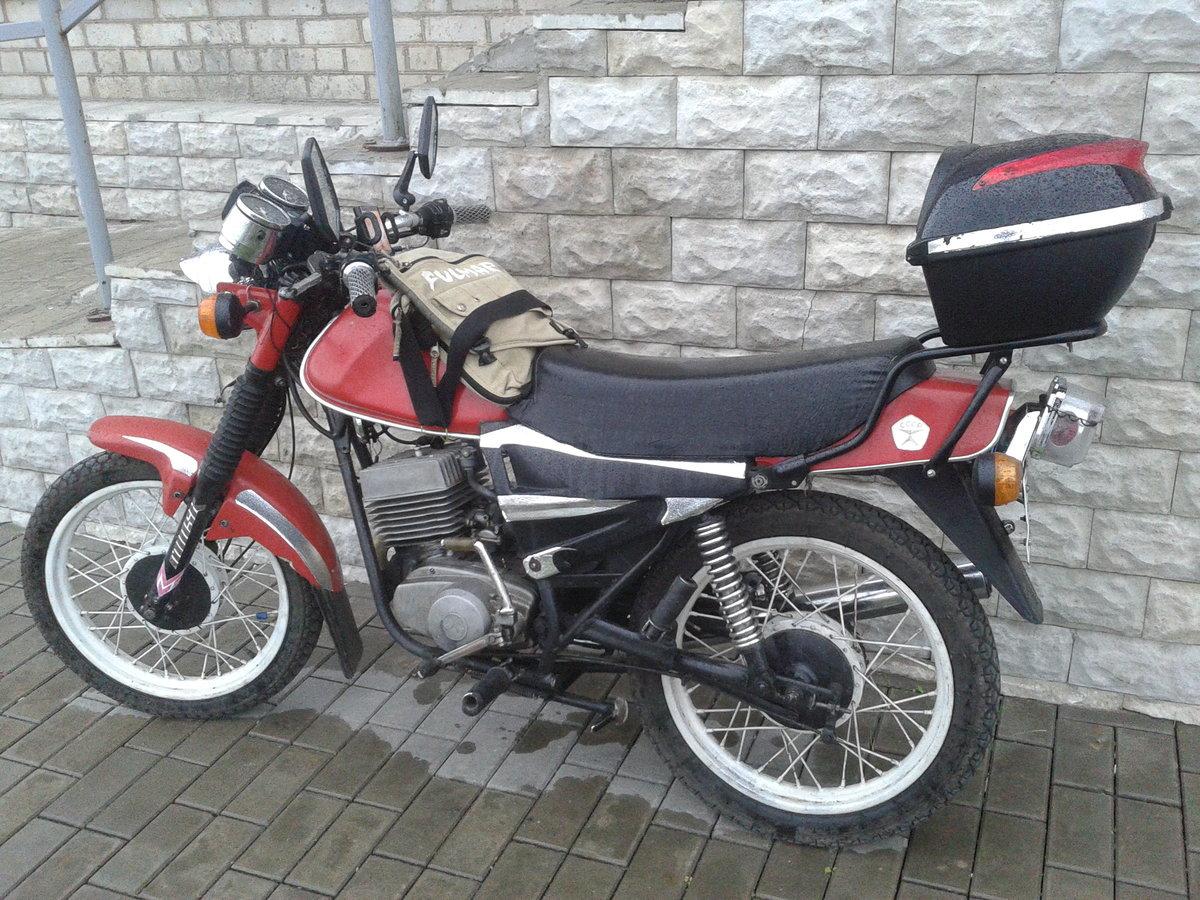Мотоцикл минск фото тюнинг было