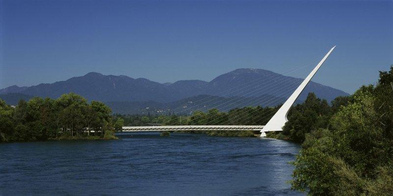 Мост Puente de Alamillo