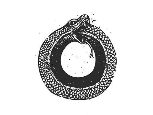 Ouroboros :: illustration :: on Behance