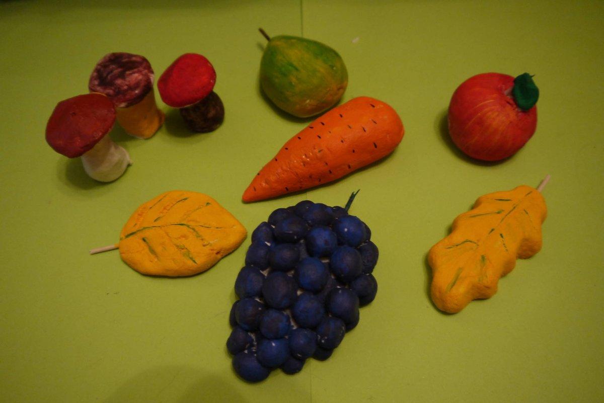 картинки лепка фрукты для игры в магазин подготовительная группа нередко используют текстиль
