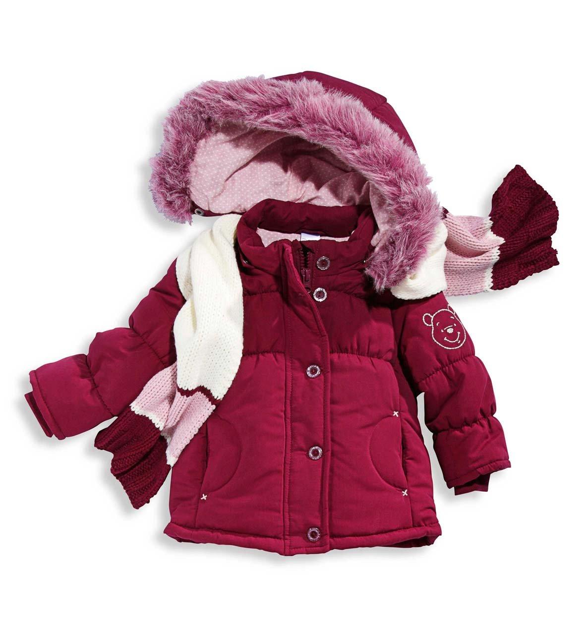 Как выбрать зимнюю куртку для ребенка?