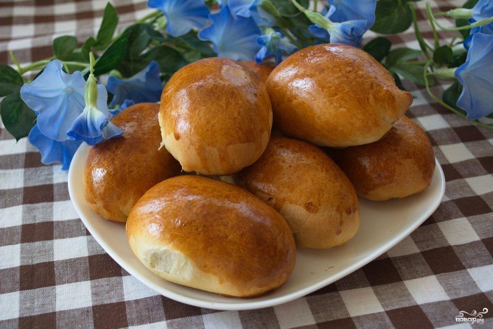 духовые пироги с капустой