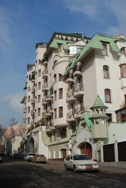 Сеченовский переулок,8