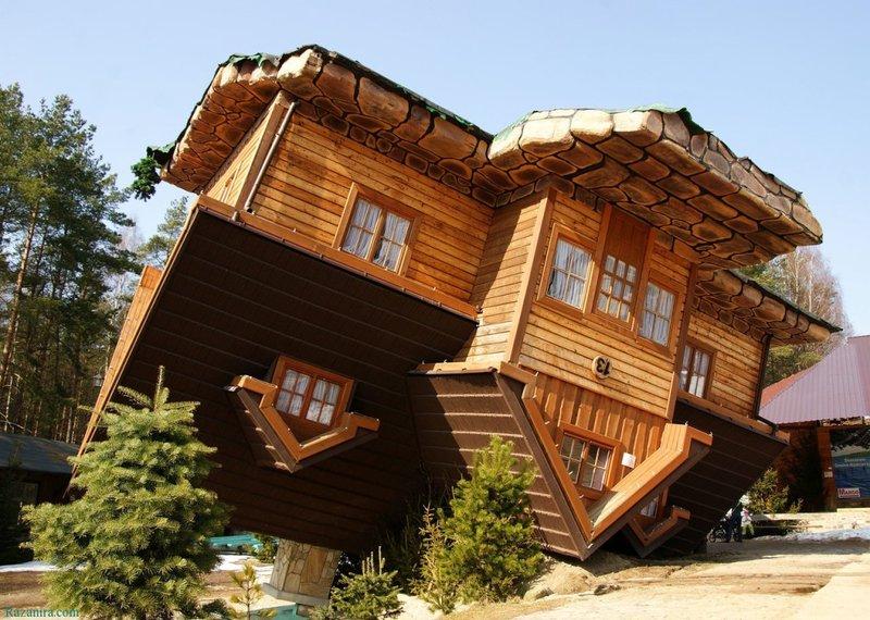 Upside Down House (Польща)