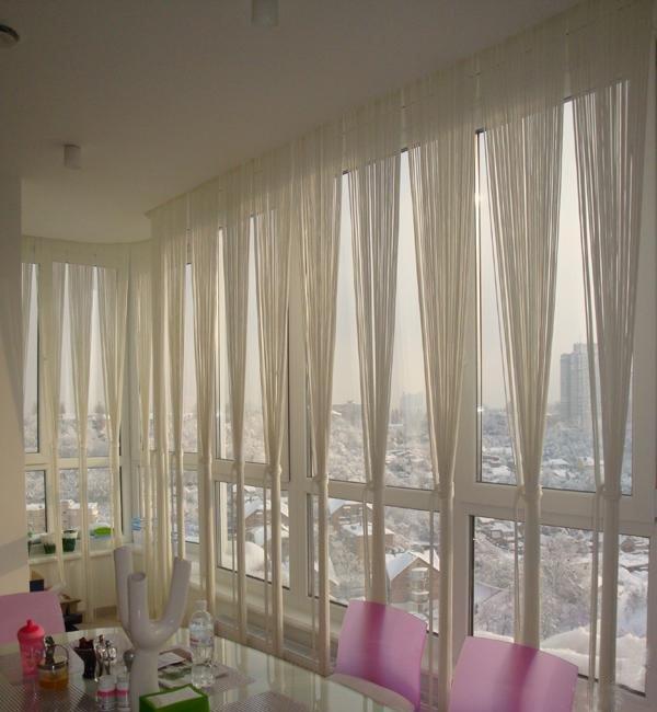 """Стильные занавески для балкона"""" - карточка пользователя a.ch."""