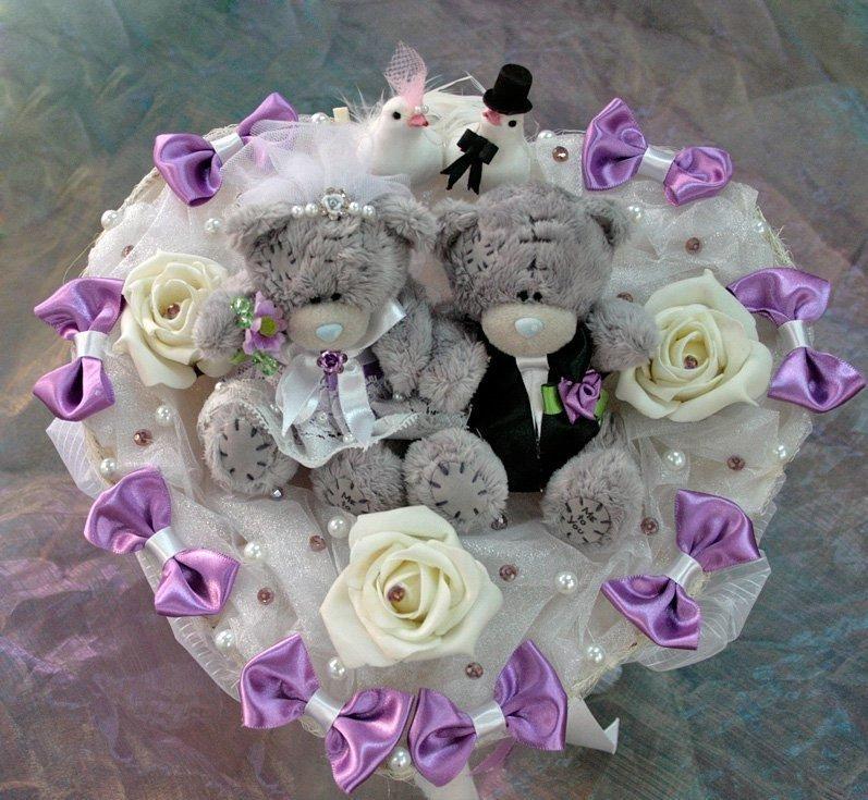 Букет подарить невесте из игрушек, заказ доставкой москва