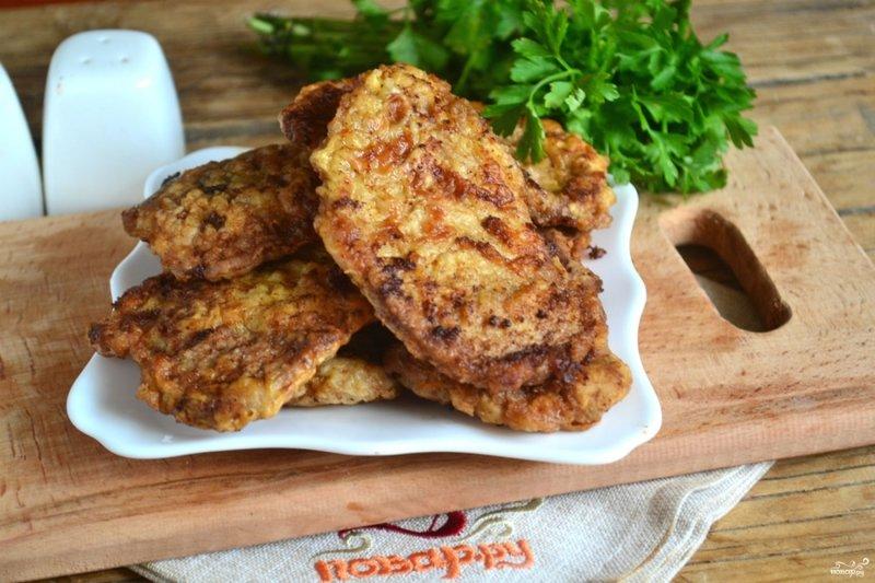 Блюда из вырезки свинины рецепты с фото