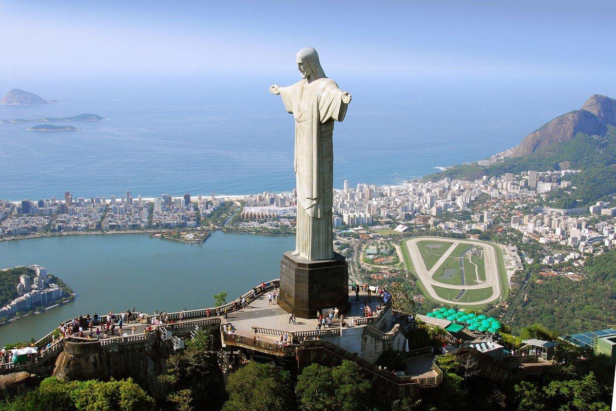 Картинки статуя христа, ватсап открытку