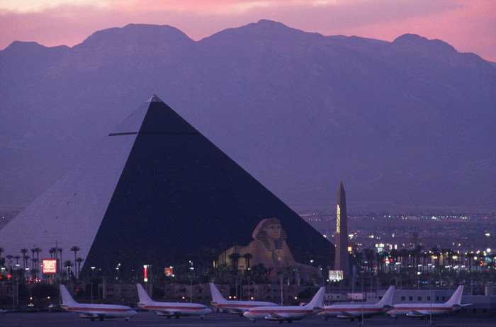 Международный аэропорт МакКаран, Лас-Вегас