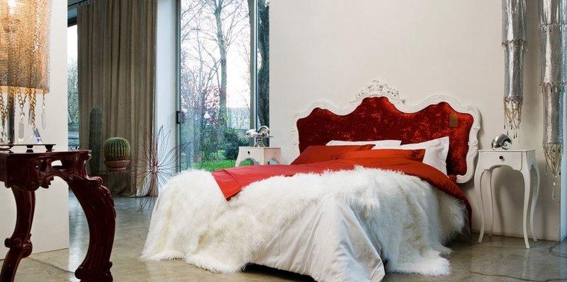 Фото интерьера квартиры в стиле барокко. Стиль барокко в интерьере гостиной, спальни, кухни, ванной.