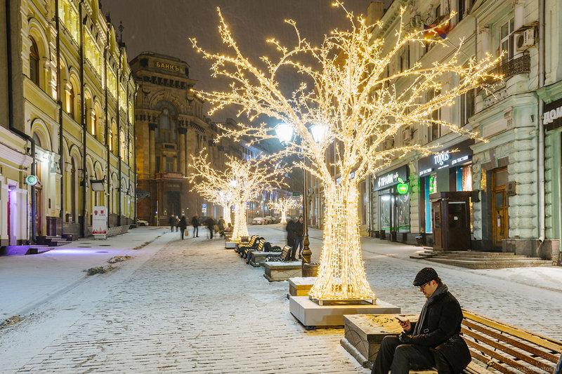 Киевские улицы просто шикарны