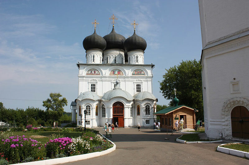 Раифский Монастырь в Казани