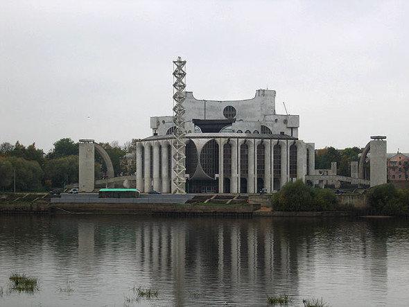Новгородский Театр Драмы. Россия
