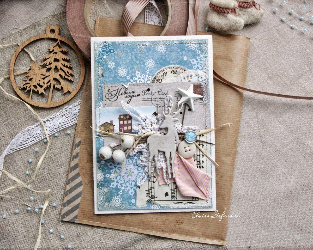 Скрапбукинг идеи для вдохновения новогодние открытки, гифка победа