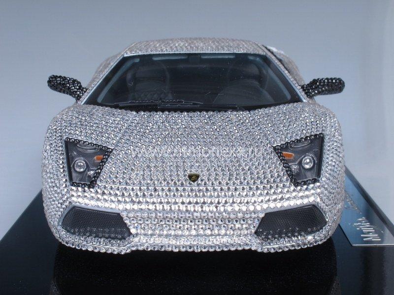 171 Масштабная модель Lamborghini Murcielago Lp640 Производитель Maisto 187 карточка пользователя