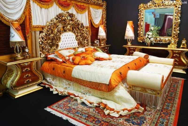 Красивые спальни..
