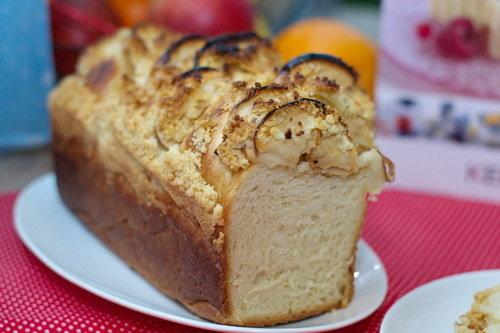 Пирог с яблоками и штрейзелем рецепт с фотографиями