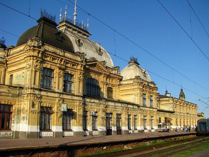 Архитектура российских вокзалов