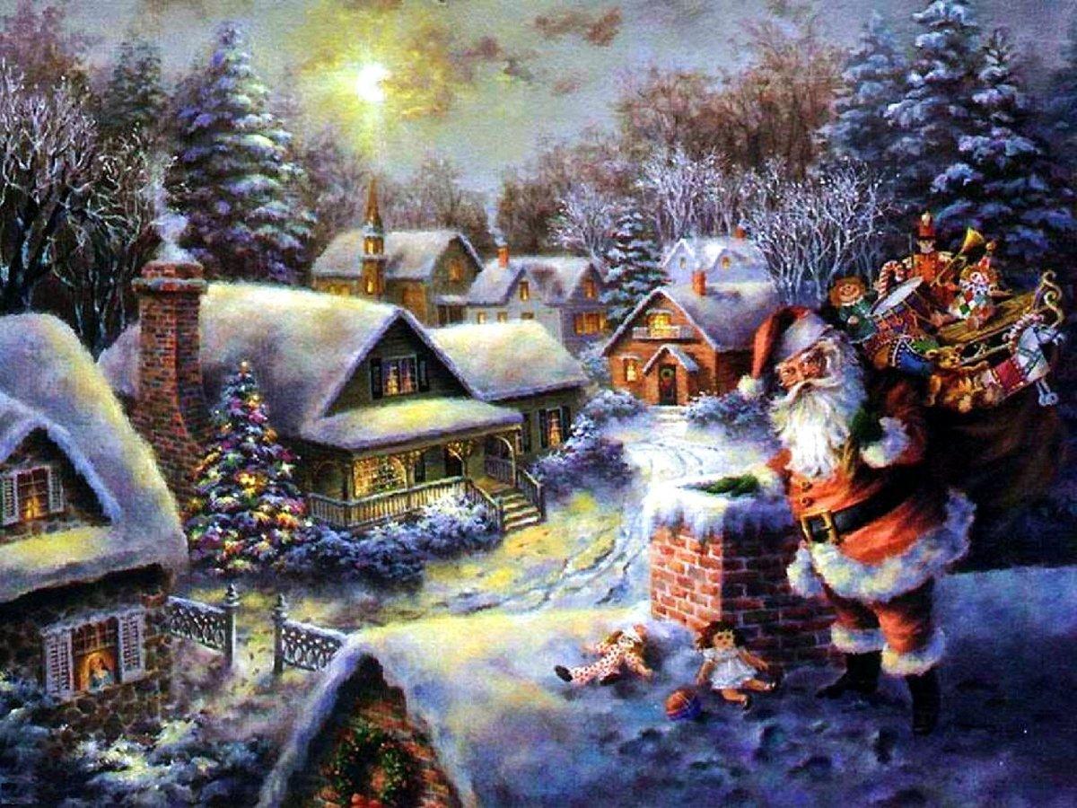 Картинках, чудесные картинки с новым годом