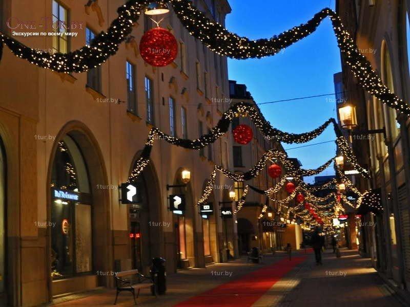 рождество в хельсинки фото въезжаю него
