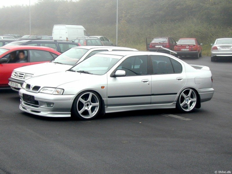 "nissan primera p11, tuning"" — card from user olexander.lapaev in"